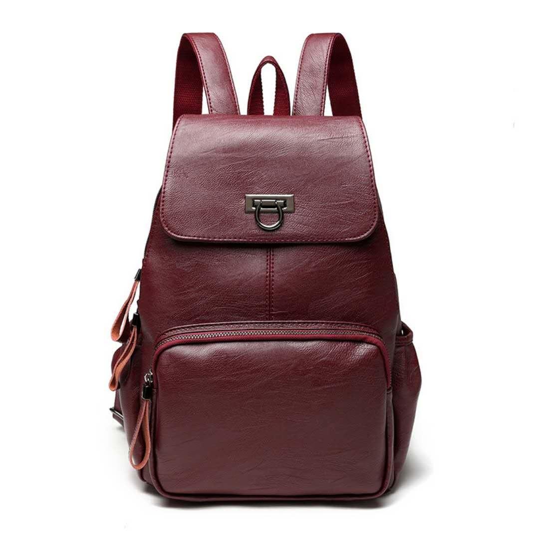 ASLED Вино красное рюкзак женский