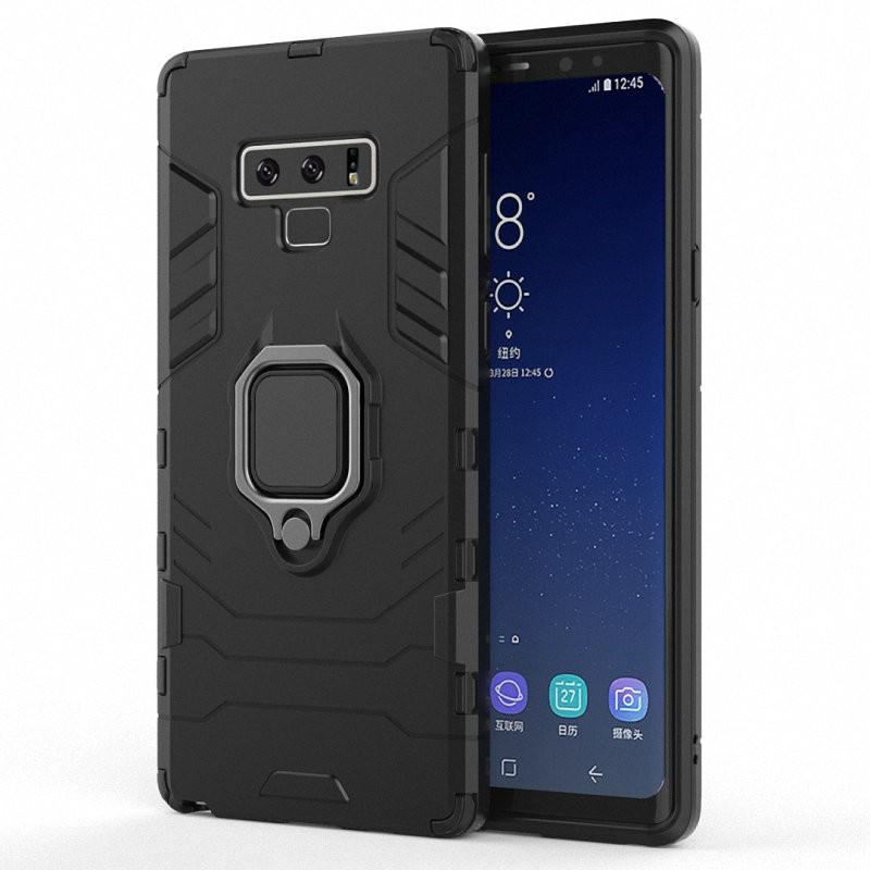 Для Samsung Galaxy Note 9 Корпус для мобильного телефона с футляром для мобильного телефона WIERSS черный for Samsung Galaxy Note9 фото
