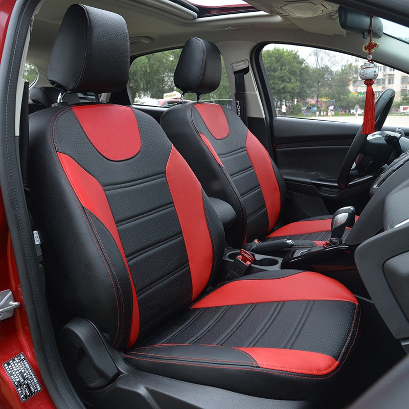 To Your Taste auto accessories Red Деловая одежда leather special car trunk mats for byd f3r l3 f6 g3 f0 g6 s6