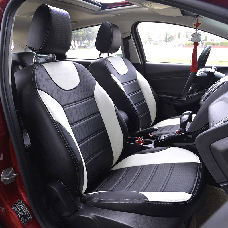 To Your Taste auto accessories White Деловая одежда leather special car trunk mats for byd f3r l3 f6 g3 f0 g6 s6