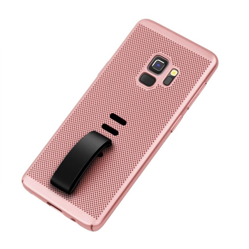 ASINA розовое золото Samsung S9