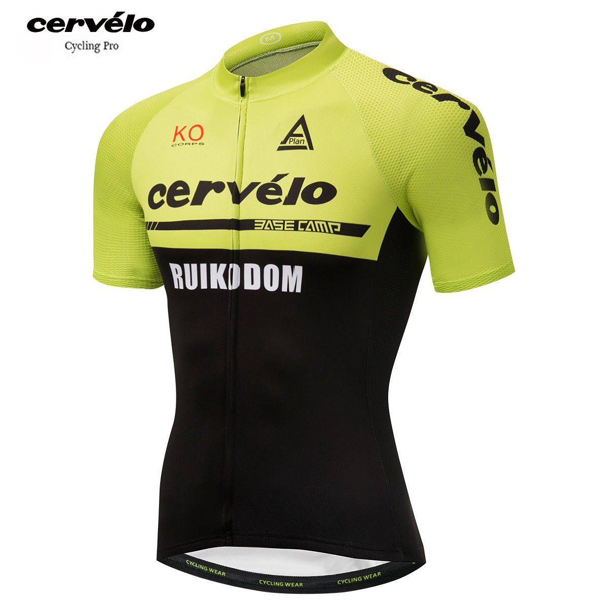 cervelo Зеленый XXXL polyester summer breathable cycling jerseys pro team italia short sleeve bike clothing mtb ropa ciclismo bicycle maillot gel pad