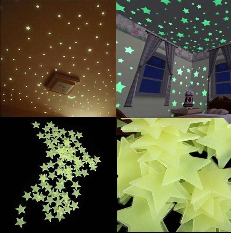 MyMei mymei 1шт весело светятся в темноте динозавры наклейки комнате стены искусства декора