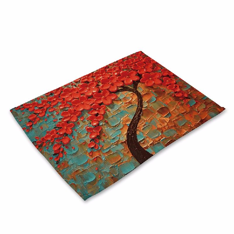 HOMEGEEK Blue масляная живопись yue hao yh0334 7585