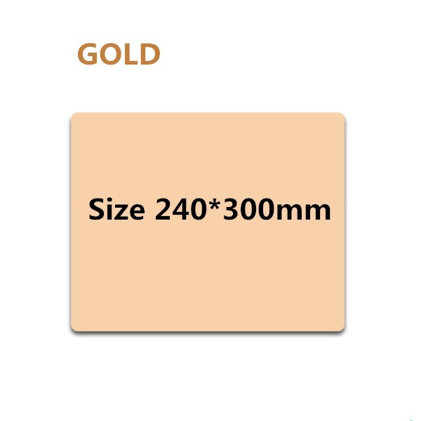 COOLCOLD Золото 240x300 мм