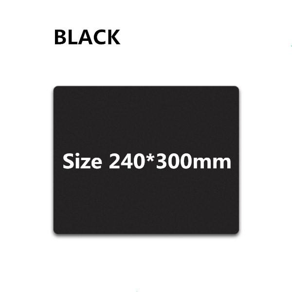 COOLCOLD Черный 240x300 мм