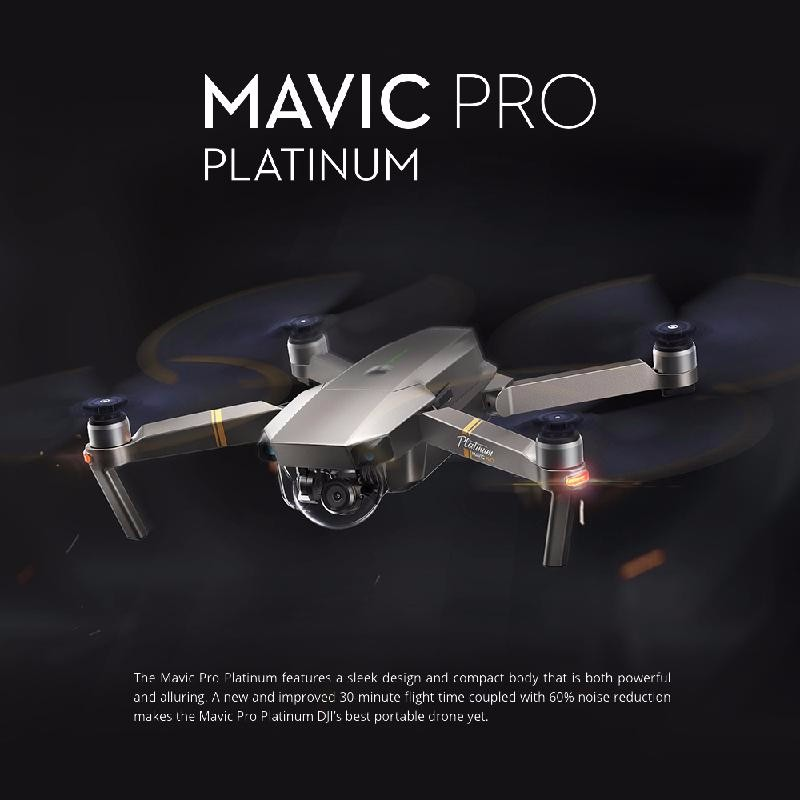 GoolRC Black квадрокоптер набор dji mavic pro 4k quadcopter бпла красный