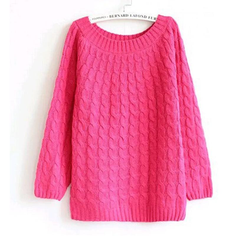 quzihua роуз кармин Свободный пуловер mexx джемперы свитера и пуловеры с вырезом
