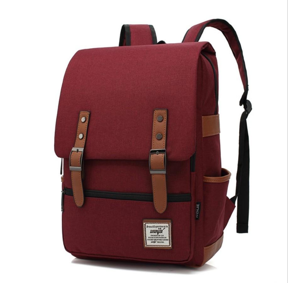 ASLED Вино красное 14 дюймов рюкзак juicy сouture рюкзак