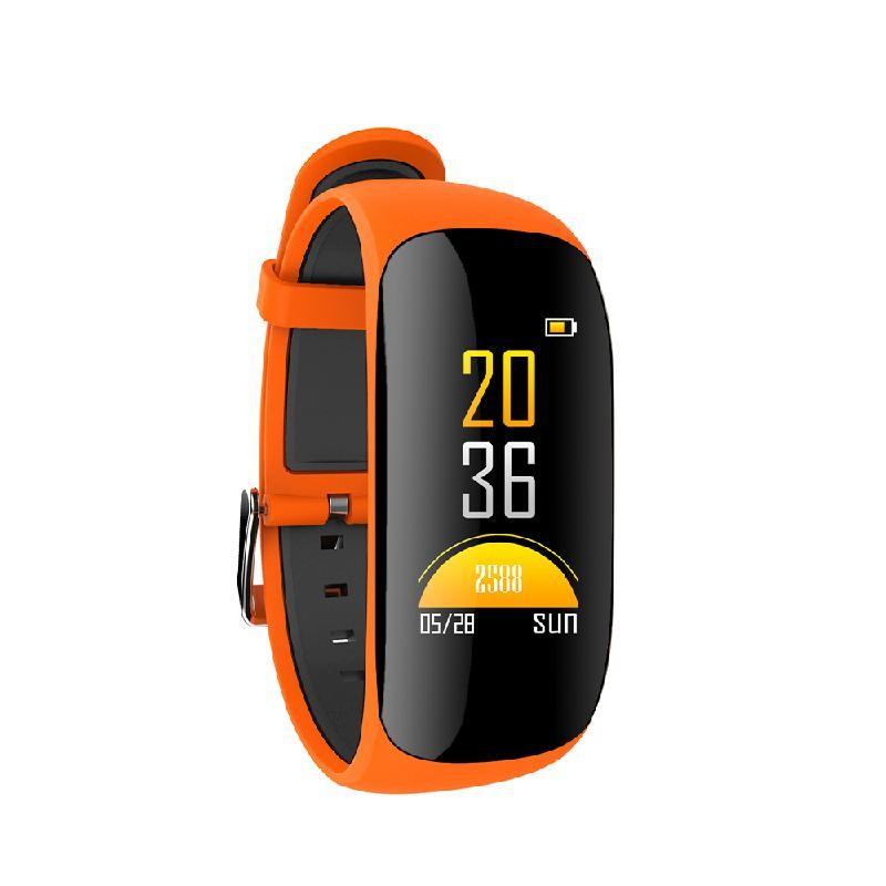 Lixada оранжевый мобильный телефон t smart smart g18 3g 200