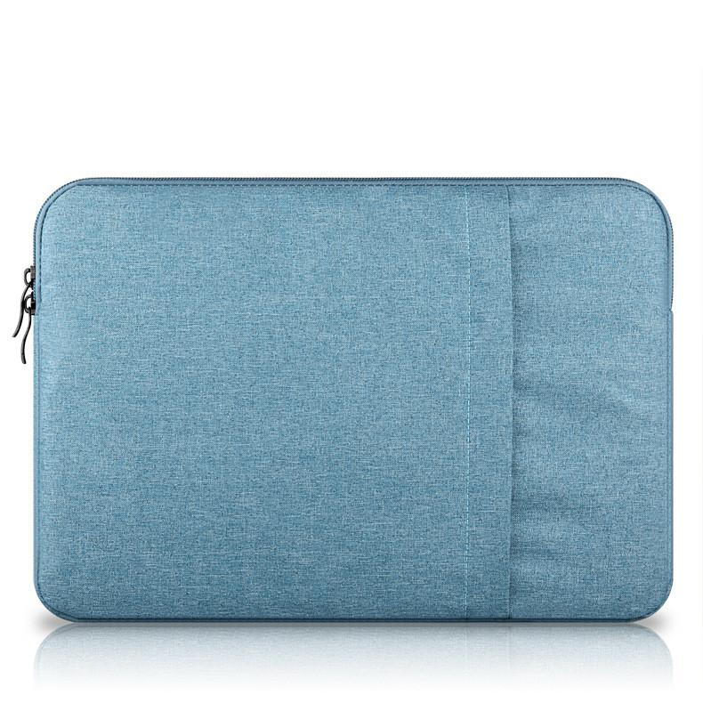 Новый ноутбук для ноутбука с водонепроницаемой сумкой для ноутбука Lenovo Macbook air CAROLING ANGEL деним синий 154inch фото