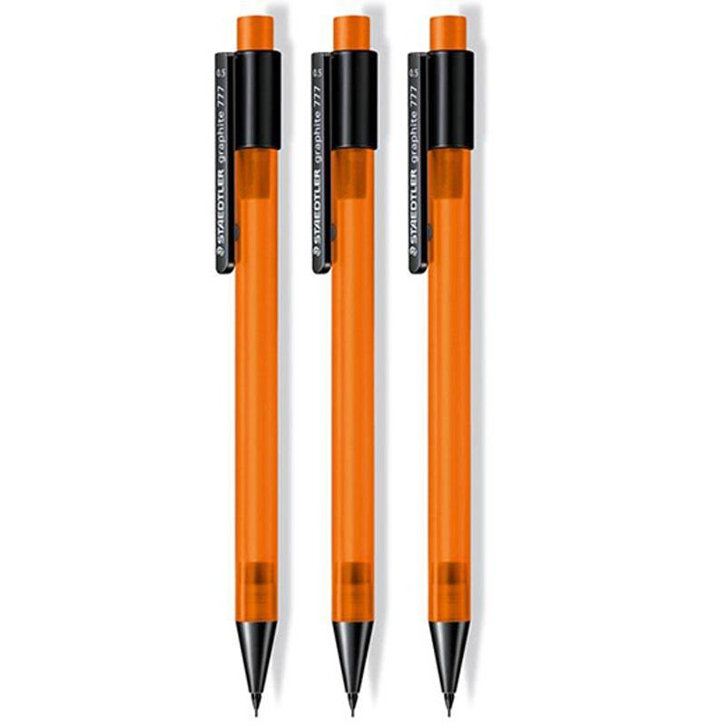 JD Коллекция 3 установлен желтый механический карандаш Механический карандаш карандаш механический senator beauty 3190 с