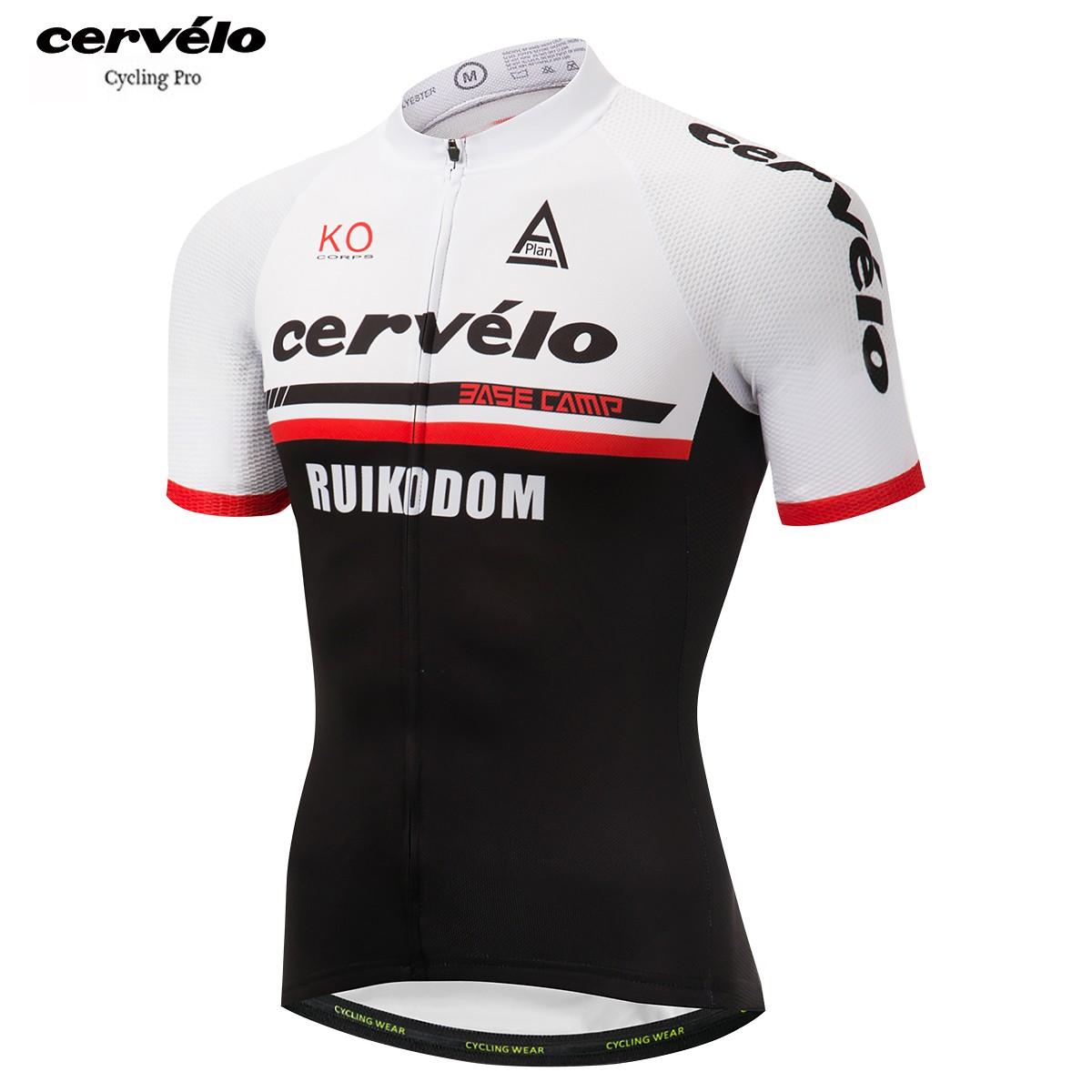 cervelo Белый S polyester summer breathable cycling jerseys pro team italia short sleeve bike clothing mtb ropa ciclismo bicycle maillot gel pad