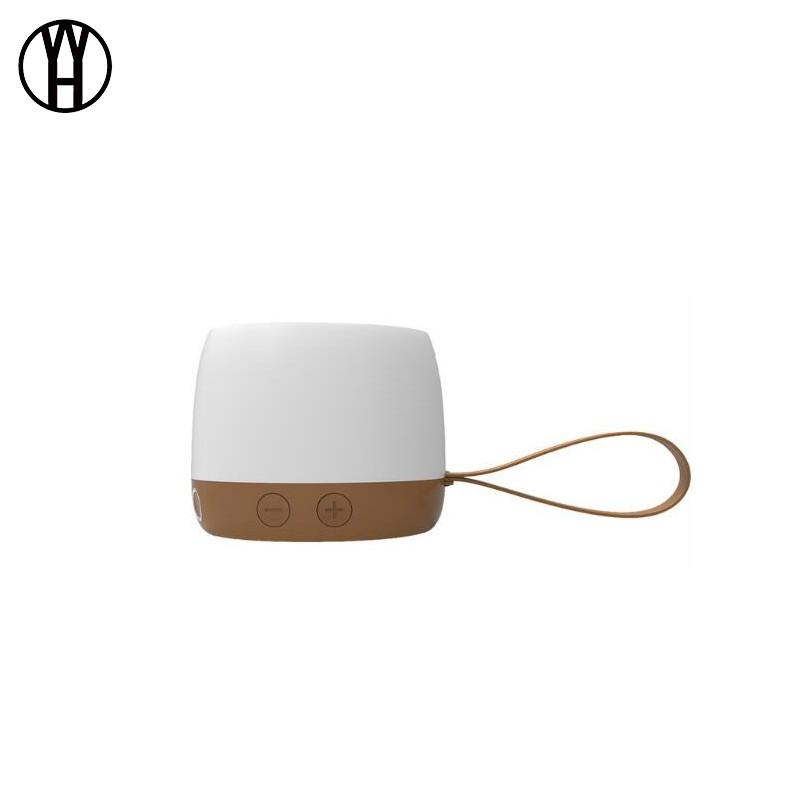 WH Белый цвет H17 Портативный громкоговоритель для сабвуфера