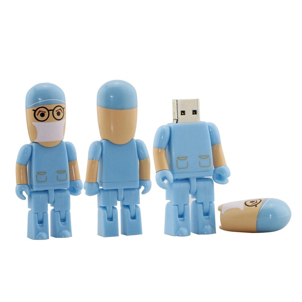 PenDrive Temtacin Синий цвет 16GB фото