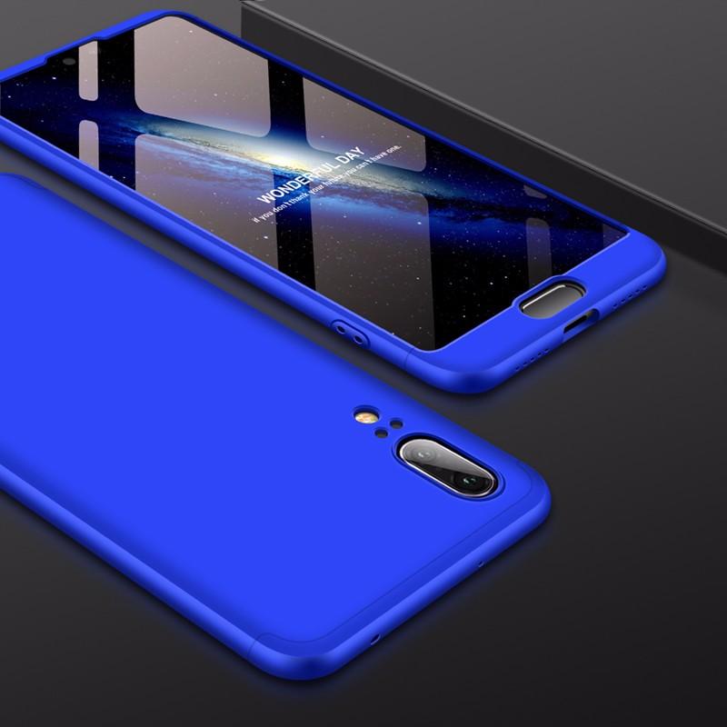 goowiiz синий HUAWEI P20 huawei смартфон huawei p20 pro полночный синий
