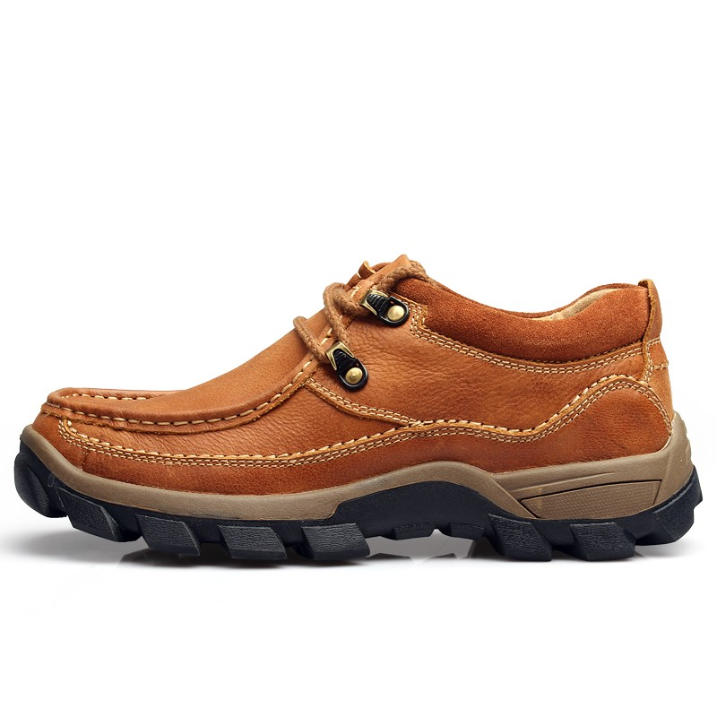Мужская обувь Dayocra Темно коричневый 10 фото