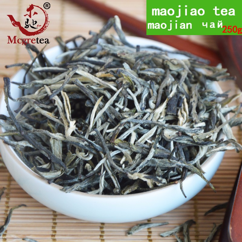 mcgretea 2016 new dragon ball 250g selenium enriching special grade cui feng green tea ziyang county ankang city fresh slimming tea