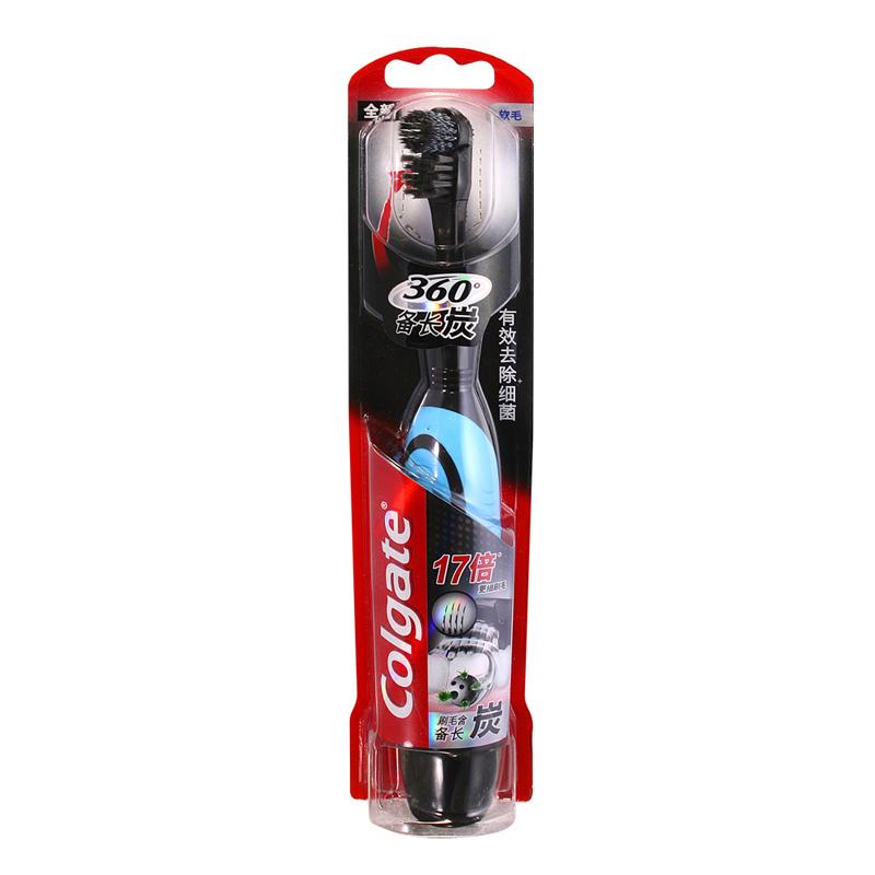 JD Коллекция electric toothbrush 1 count гао lujie colgate 360 ° всеобъемлющая здоровье полости рта зубная паста 200г десна старая и новая упаковка случайное распределение