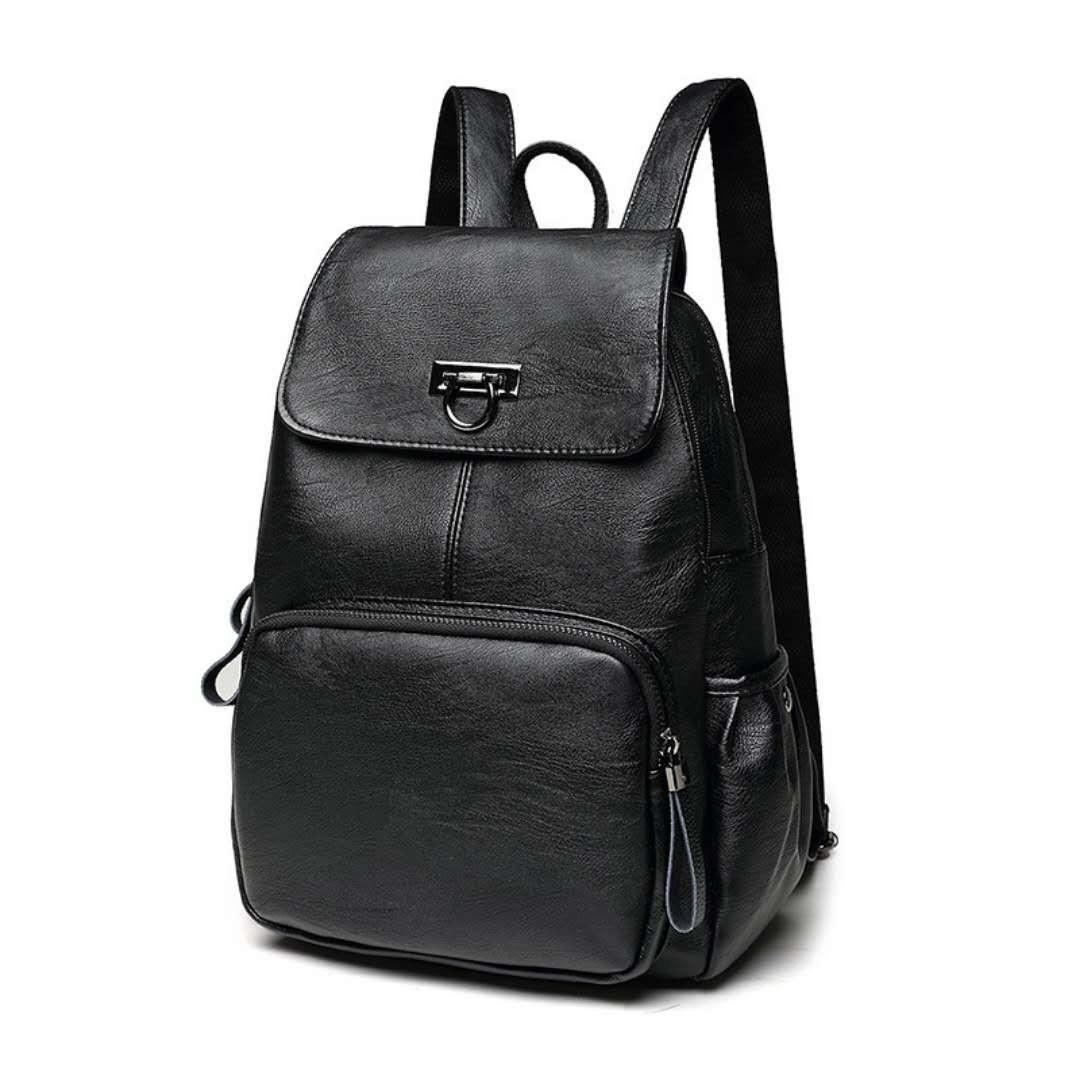 ASLED Черный цвет рюкзак женский