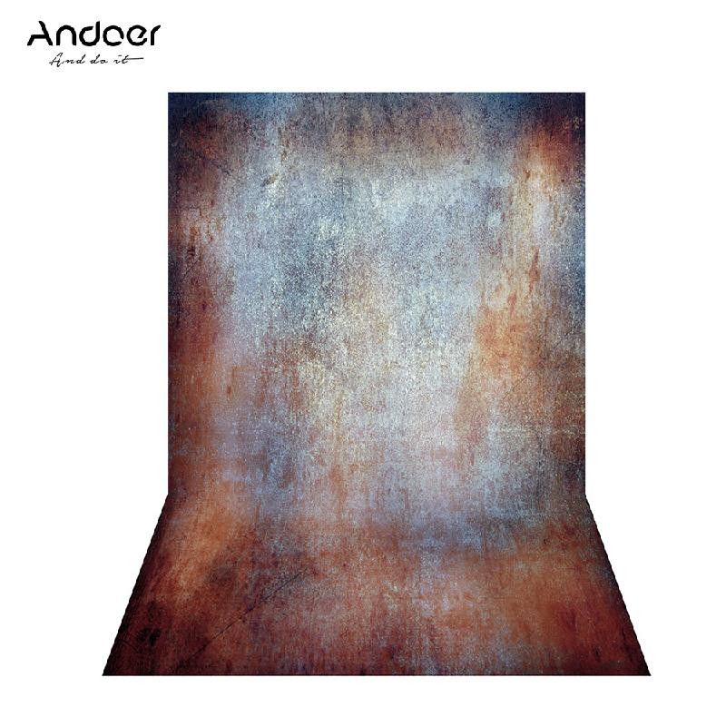 ANDOER красный solid color background muslin video photo photography studio screen backdrop green ps cutout customized