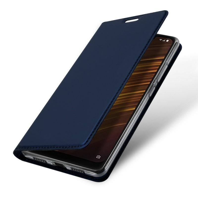 WIERSS Темно-синий для Xiaomi Poco F1 для Xiaomi Pocophone F1 WIERSS кошелек телефон дело
