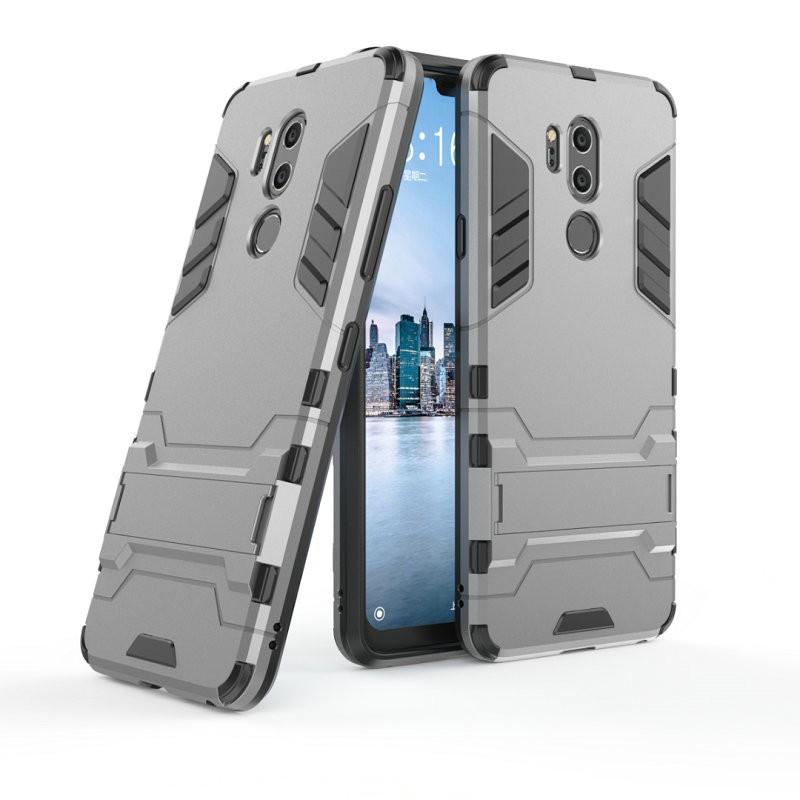 WIERSS Серый для Xiaomi Poco F1 для Xiaomi Pocophone F1 WIERSS Ударопрочный чехол для жесткого телефона