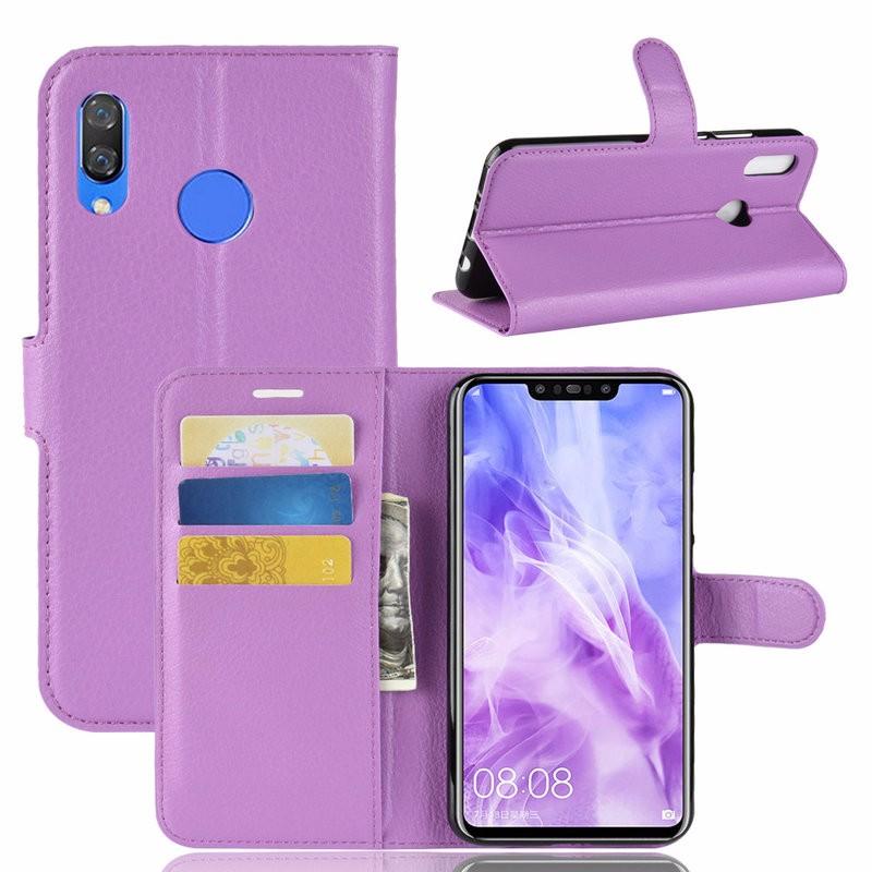 WIERSS Пурпурный для Huawei nova 3