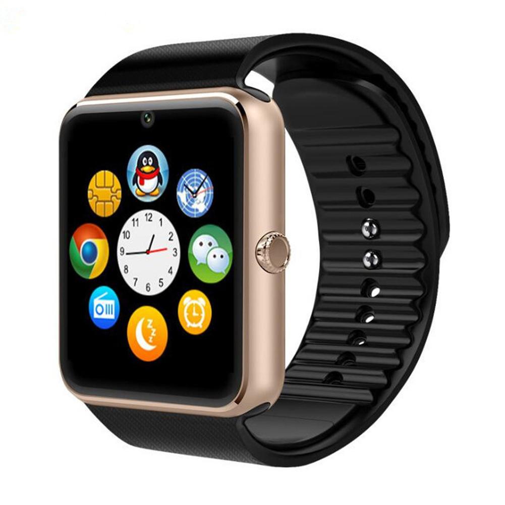 MyMei женские часы Розового золота smart watch gt08 green