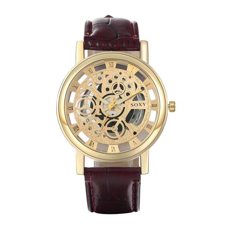 Dachma Темно-коричневый wh0019 модная серия наручные часы
