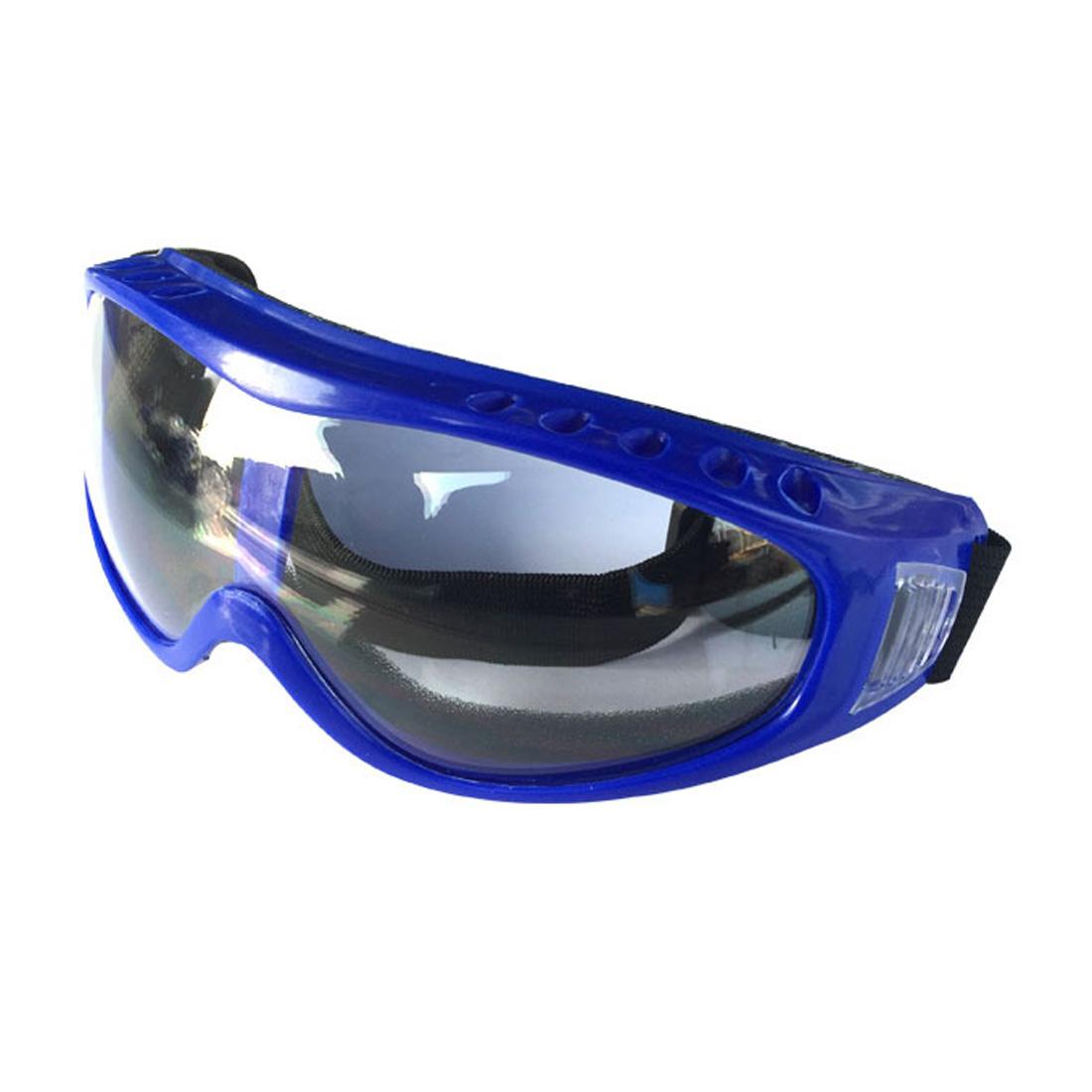 BangLong синий белый UV защита на открытом воздухе Виды спорта лыжа Сноуборд Кататься на коньках очки