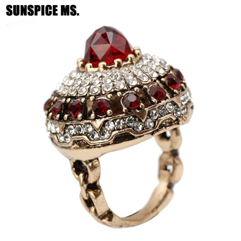 SUNSPICE MS Красный цвет 10