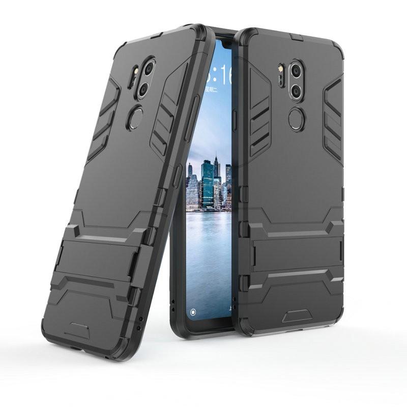 WIERSS черный для Xiaomi Poco F1 для Xiaomi Pocophone F1 WIERSS Ударопрочный чехол для жесткого телефона