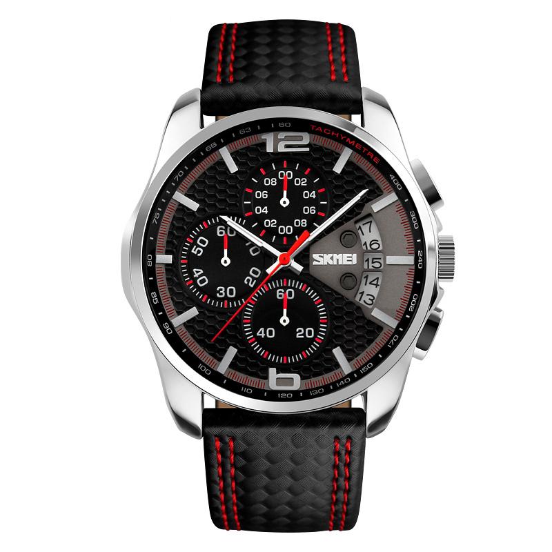 JD Коллекция Красный skmei спортивные часы кварц желтый 9106
