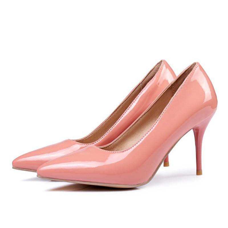 Женская обувь женская обувь для тренировок для женщин бездельники на высоком каблуке slip-on low IDIFU розовый 10,5 фото