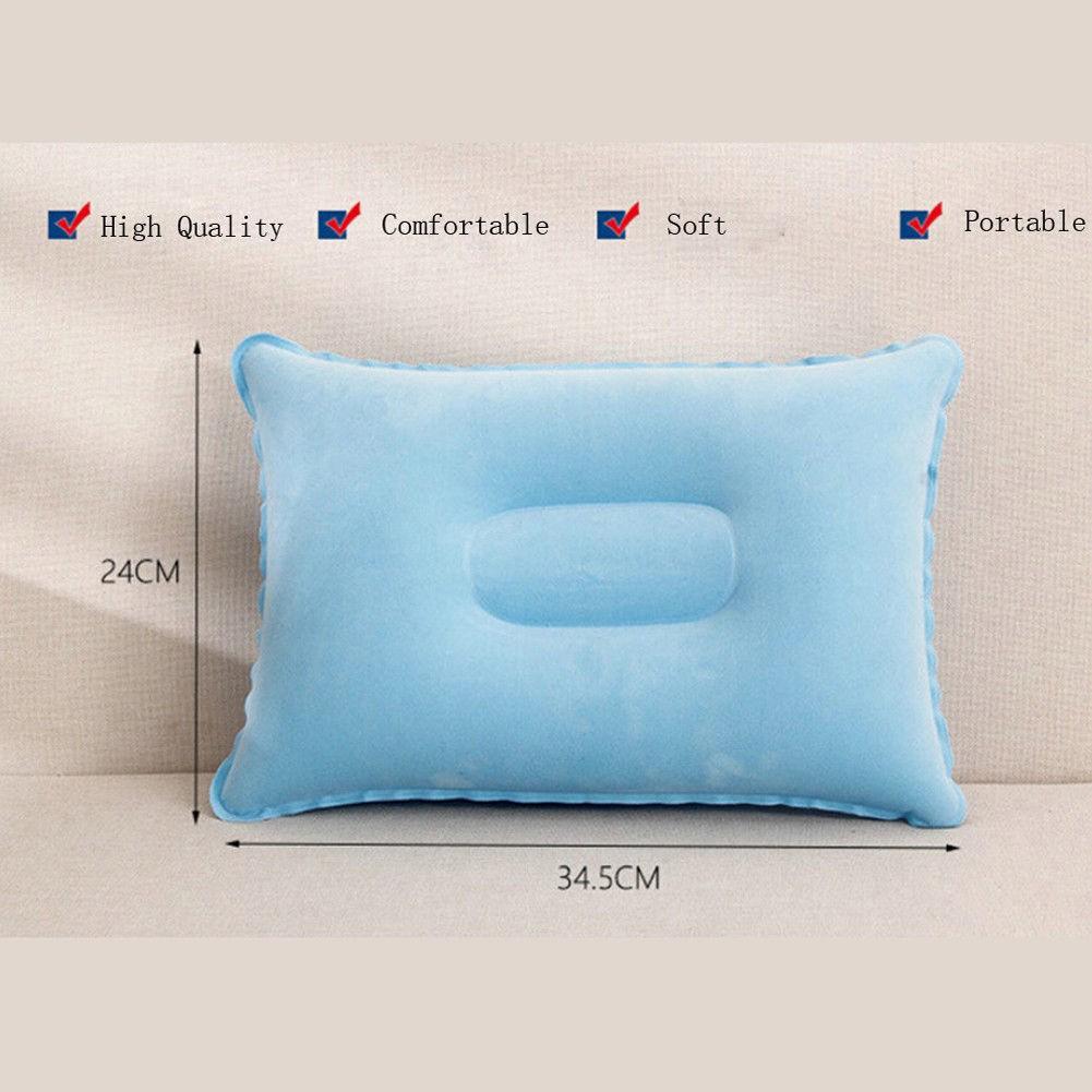 Надувная подушка CANIS Розовый красный F фото