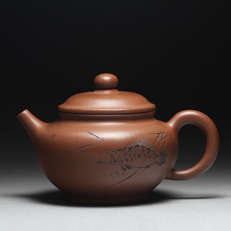 minghuqiuyue китай yixing чайник коллекция h068