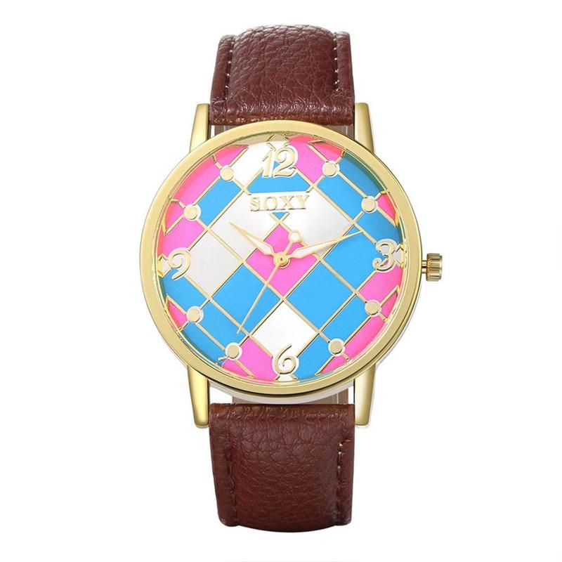 Dachma Кофейный wh0019 модная серия наручные часы