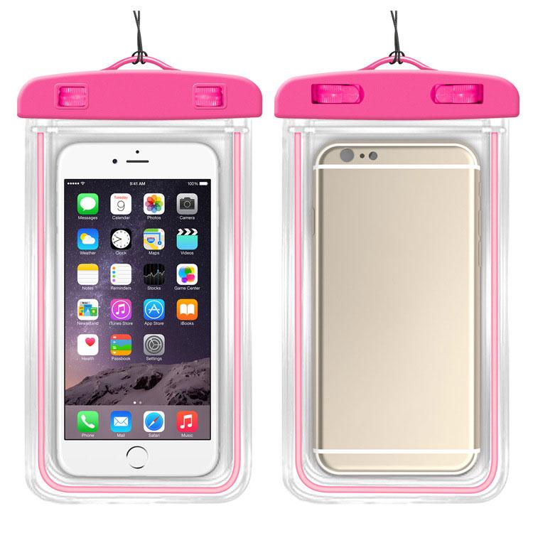MyMei Красный цвет mymei outdoor iphone 6 samsung galaxy phone waterproof case cover dry pouch 20 10 8cm