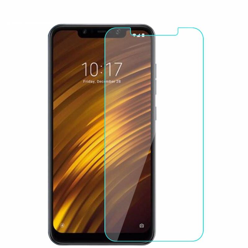 WIERSS для Xiaomi Poco F1 WIERSS Закаленная стеклянная пленка для экрана