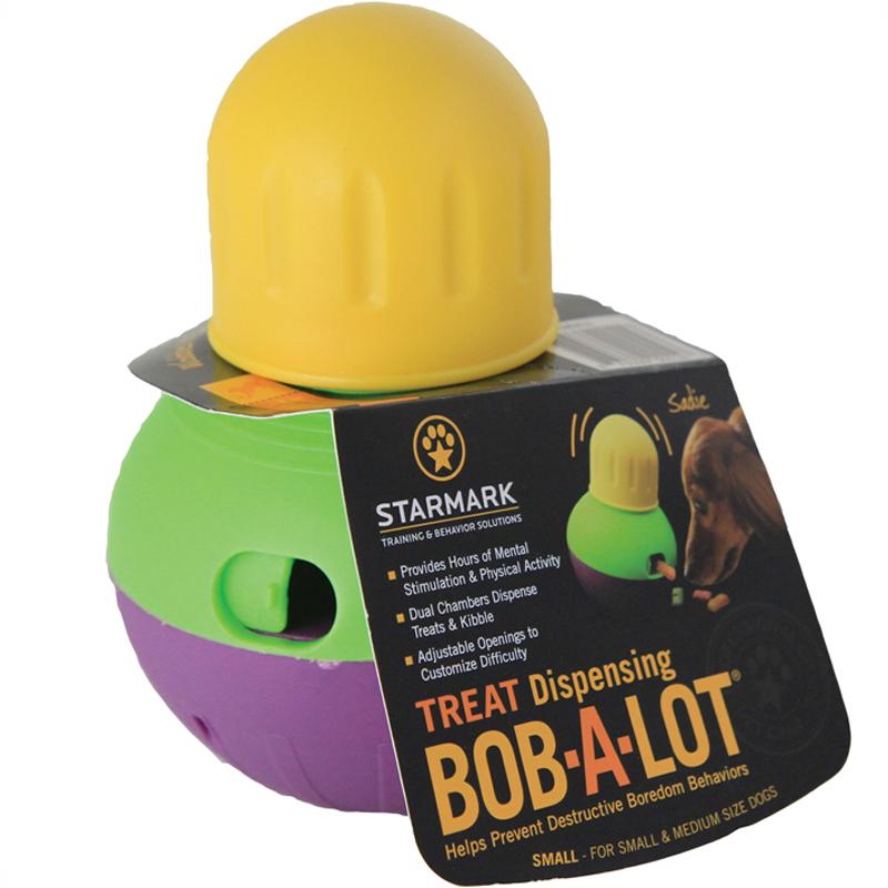 JD Коллекция Treat Dispensing Bob-A-Lot звезда помнить starmark игрушки щенок игрушка животное игрушка одна шишки резиновых утечек мяча игрушки корма для собак трубы tedd