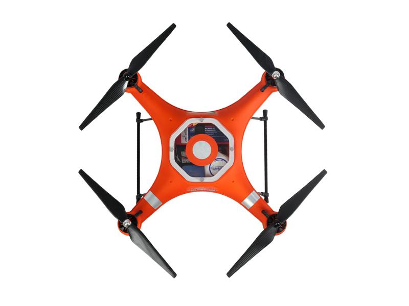 SWELLPRO El buceo UAV