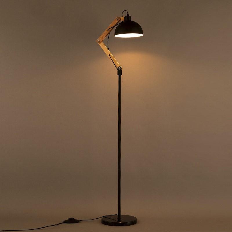 Настольная лампа настольная лампа ночной свет спальня LED настольная лампа устан BAYCHEER Чёрный цвет фото