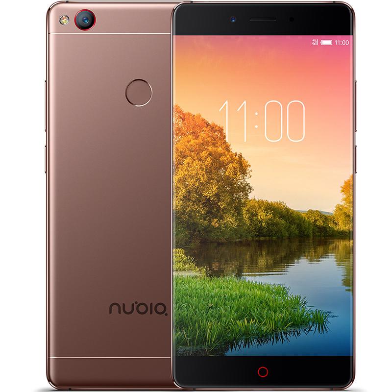 nubia кофе Золотой 6GB128GB nubia z11 смартфон