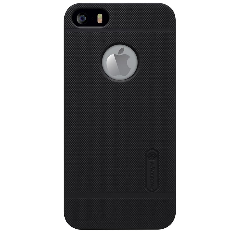JD Коллекция iPhone5siPhone SE нил gold nillkin m5 матовое проса телефон защитной оболочки защитный рукав рукав черный телефон