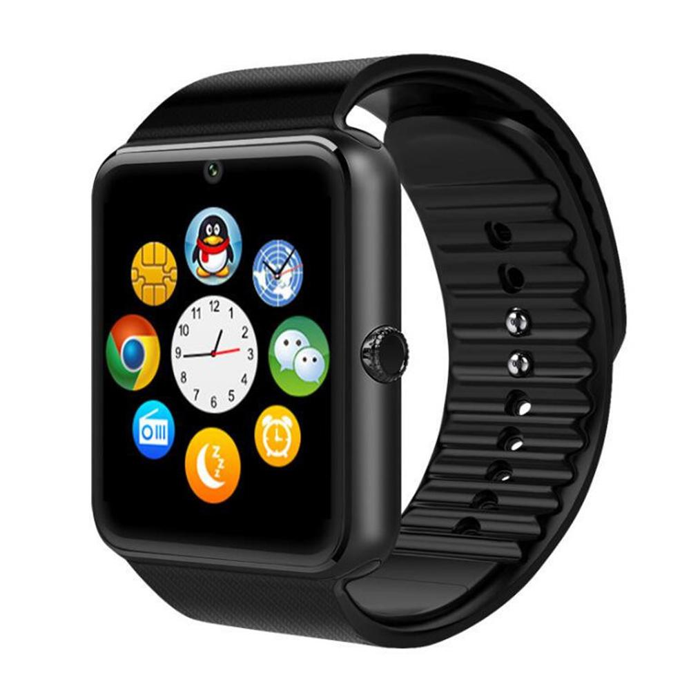 MyMei Чёрный цвет smart watch gt08 green