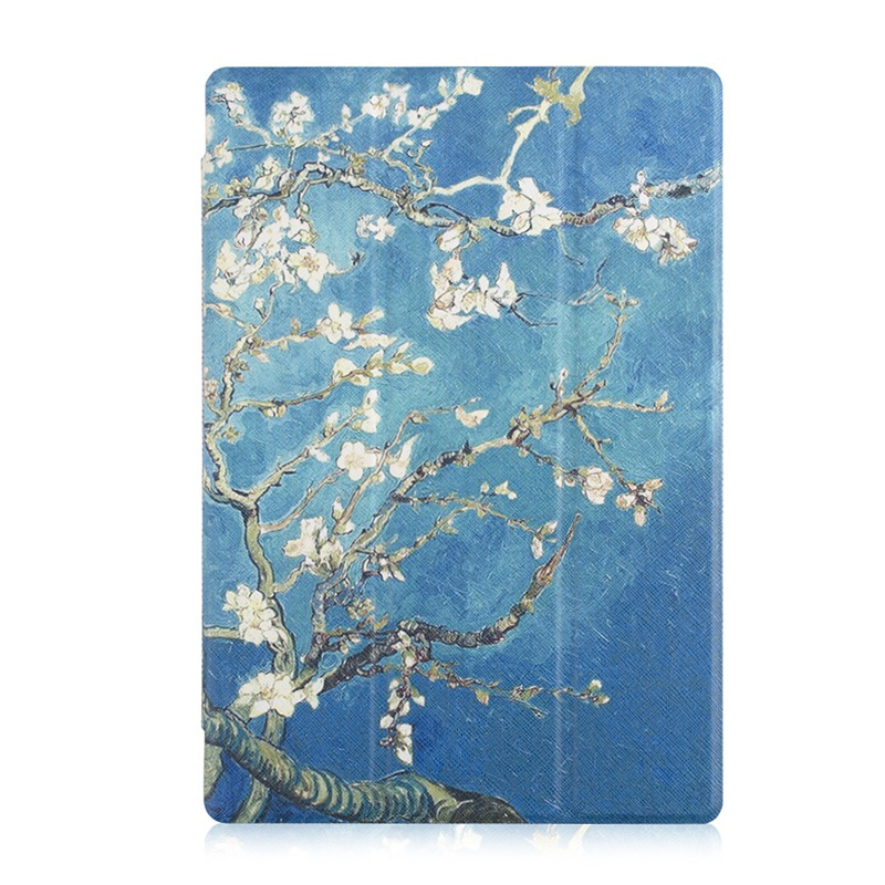 AKWS LV TAB2 A10 SY MH for lenovo tab 2 10 1 ultra thin stand case for tab2 a10 30 pu cover for lenovo tab 2 x30f a10 30 tablet litchi pattern