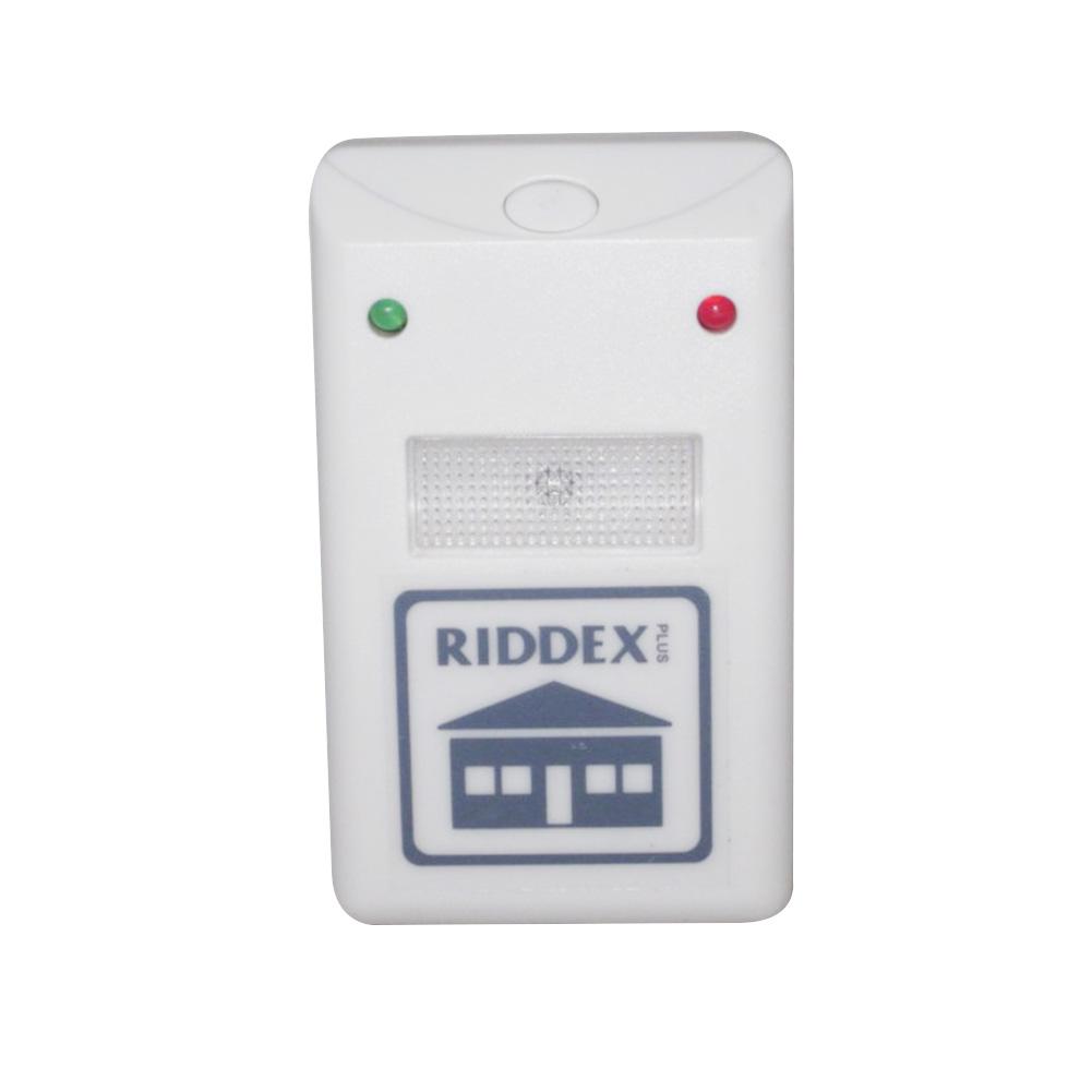 MyMei ultrasonic pest repeller white ac 100 240v eu plug