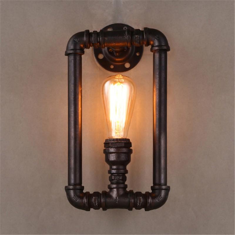Настенный светильник настенный светильник настенный светильник настенный светиль BAYCHEER Чёрный цвет фото