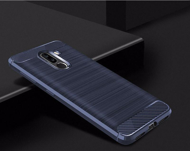WIERSS Темно-синий для Xiaomi Poco F1 WIERSS Защитная крышка для корпуса телефона